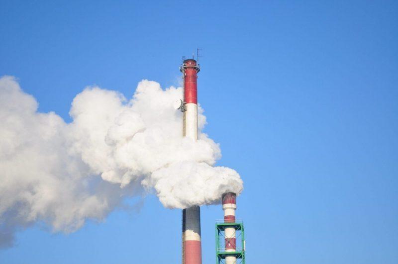 smoke stack Spangler Enviornmental